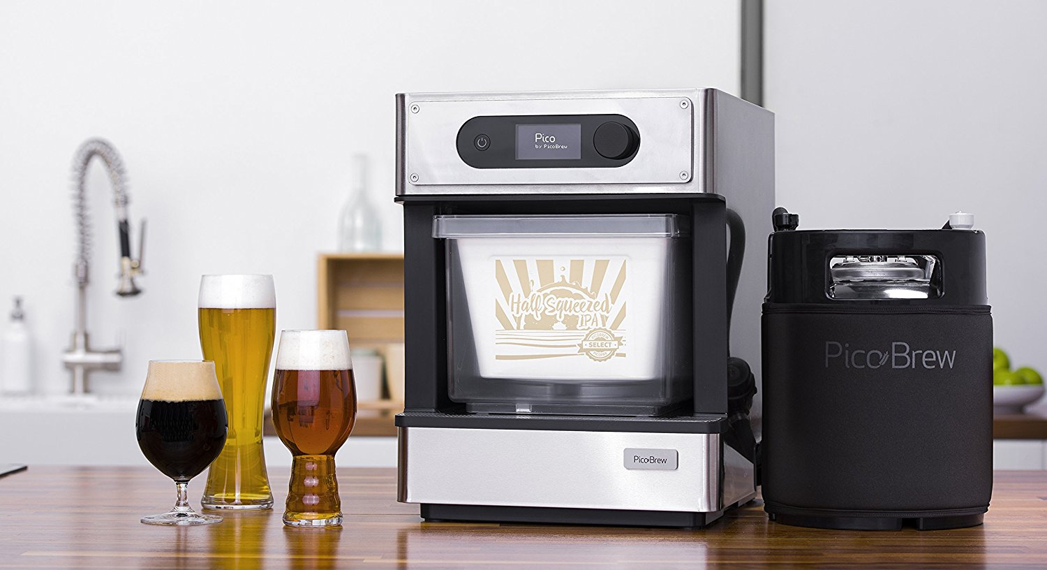 Craft Beer Brewing Appliance - OMG Gimme!