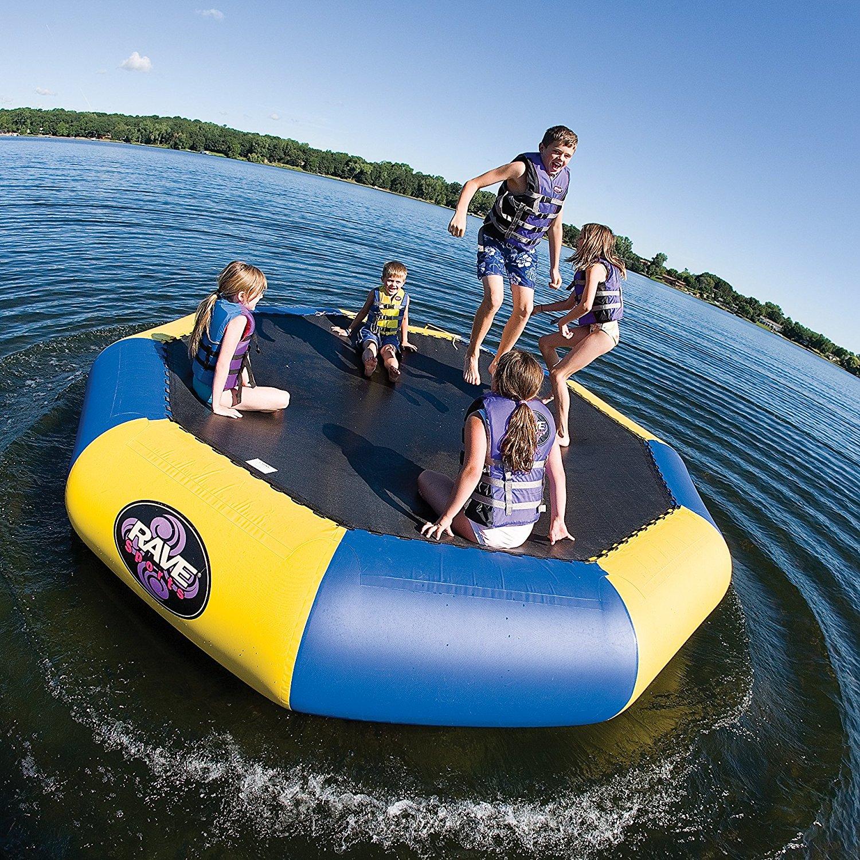 Floating Water Trampoline